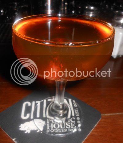 citizen public house cocktail