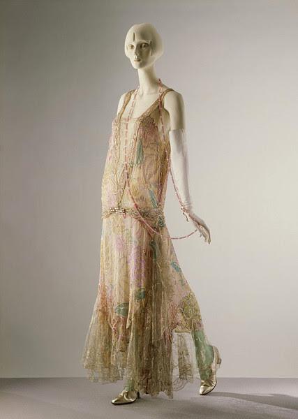 Evening dresses 1920s