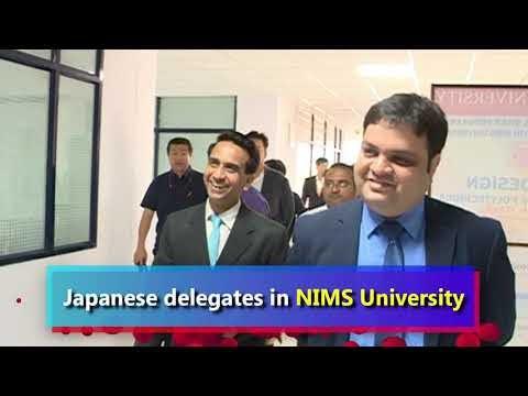 Japanese Company Delegates visit Engineering department