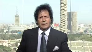 Ahmed Kadhaf al-Dam, cousin de Mouammar Kadhafi