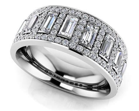 Diamond Anniversary Rings   Wedding Rings
