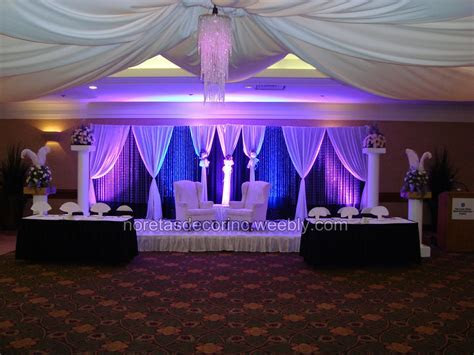 Wedding decorations, wedding ceremony decorations, wedding