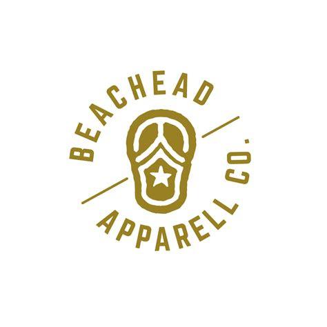 logo  salebeachhead apparel company logo design logo
