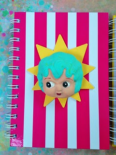 Sunburst Carnival Journals