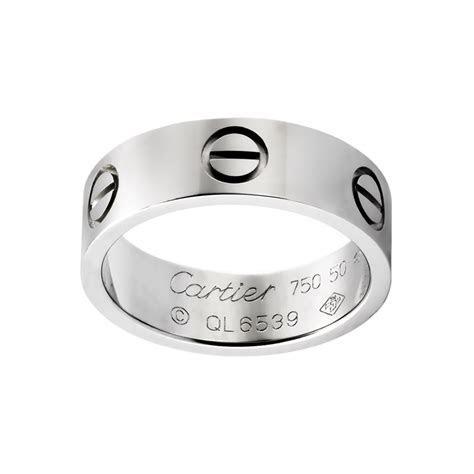 LOVE ring   Rings White gold   Fine Rings for women