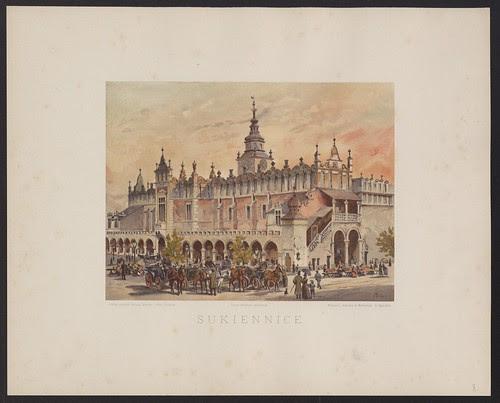 Klejnoty miasta Krakowa by Juliusz Kossak 1886 a
