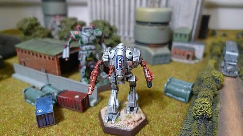 Battletech Caesar Mech