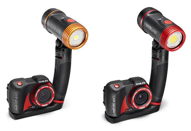 SeaLife Micro 2.0 Camera Sets