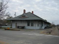 Eastman Train Depot