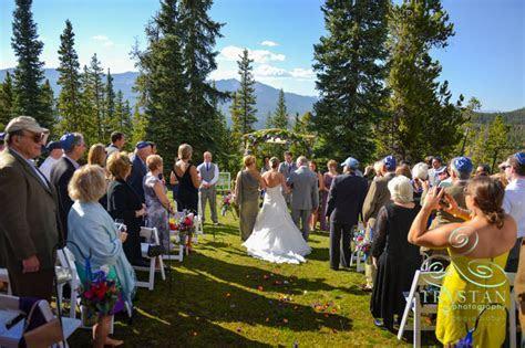 Breckenridge Wedding Photographers   Trystan Photography