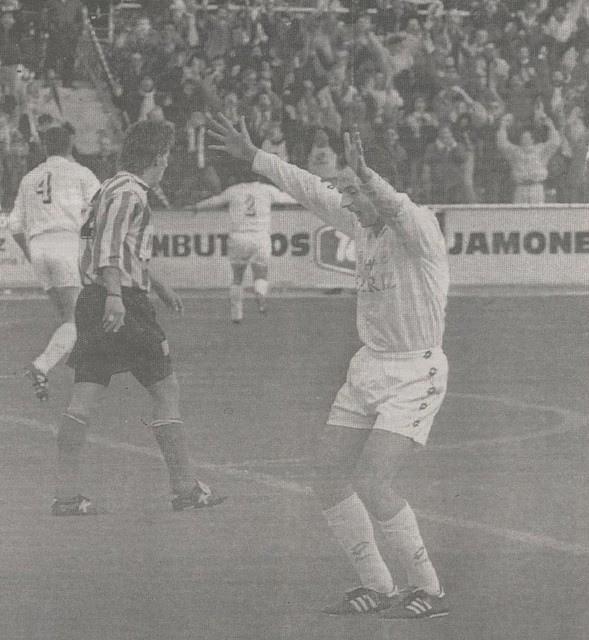 1993/94: Toledo 2 – Betis 0