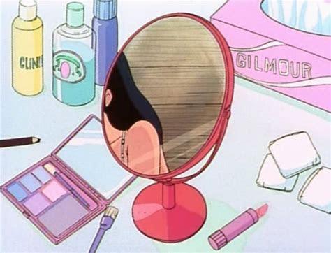 put   lot  makeup   animes