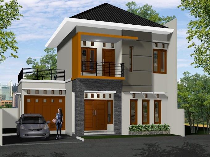 Rumah Kayu Minimalis Mewah | Ide Rumah Minimalis