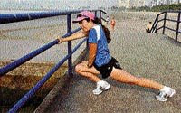 A 1a Meia Maratona a gente nunca esquece...