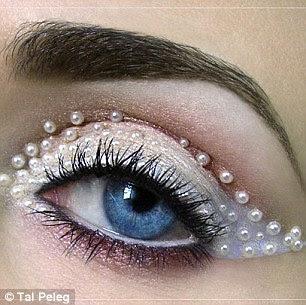 amazing eye makeup designs for girls  funky pics world