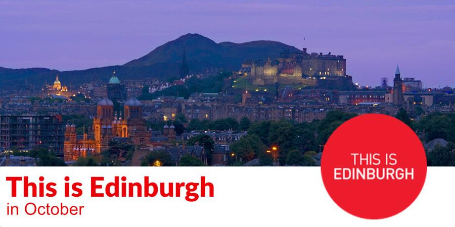 This is Edinburgh - The Official Guide to Edinburgh