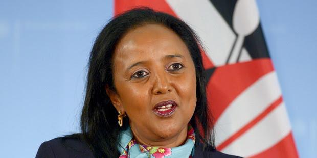 Kenya's assistant secretary- general of the UN Environment Programm. Photo / AP