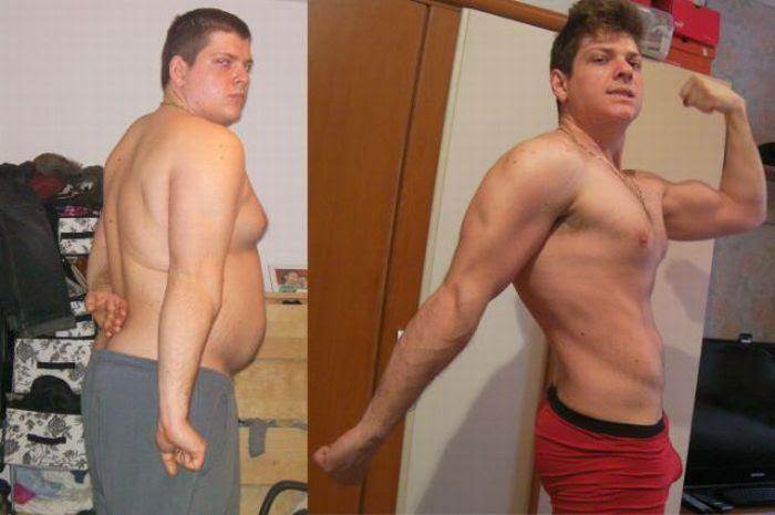 Неймовірне схуднення (16 фото)