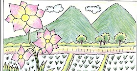 Gambar Pemandang Gunung