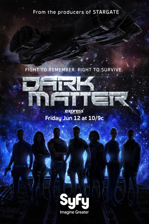 Resultado de imagen de dark matter poster