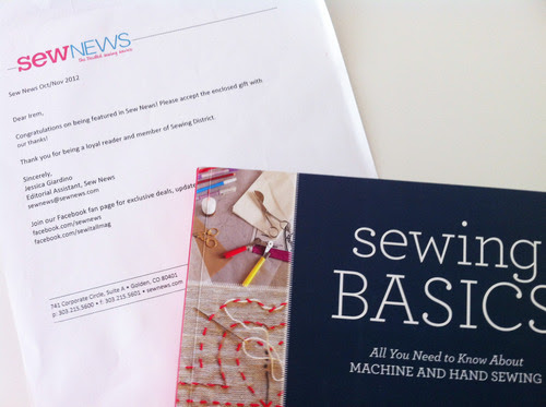 Sew News featured
