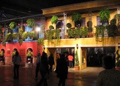 Bourbon Street replica