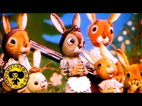 Кадр из мультфильма «Зайка-зазнайка»