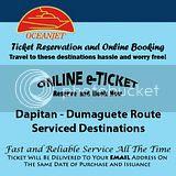OceanJet Dapitan-Dumaguete Route
