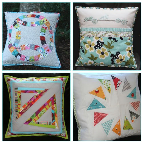 pillow talk swap ~ all four rounds!!