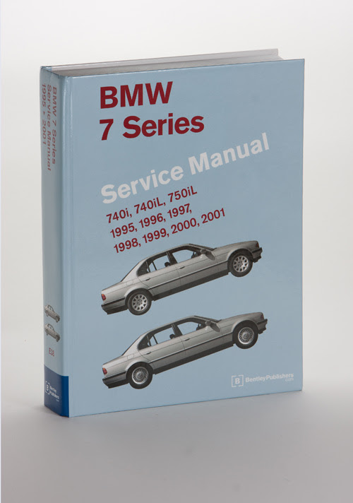 Bmw Repair Manual Bmw 7 Series E38 1995 2001 Bentley Publishers Repair Manuals And Automotive Books