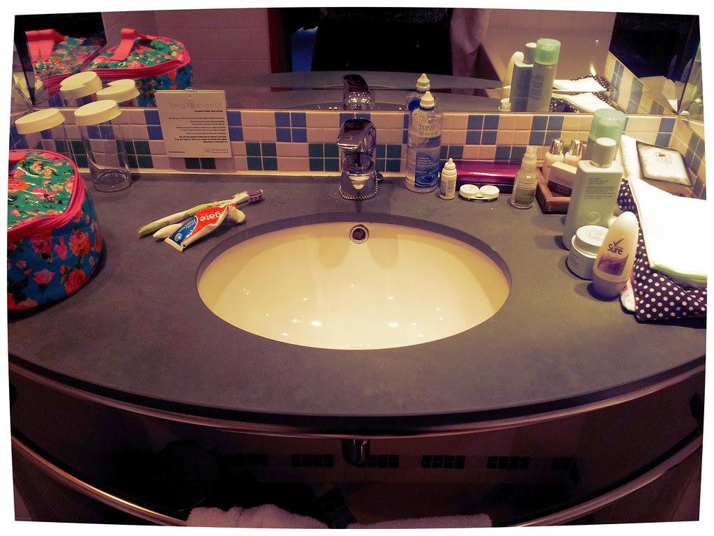 Bathroom  at St David's Hotel and Spa