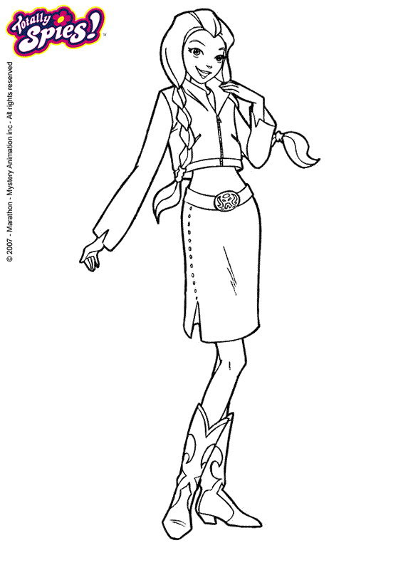 Index Of Coloriagesheros Tvtotaly Spies