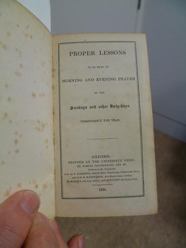Prayerbook title