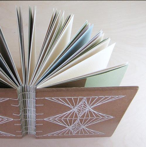 string-art-handmade-journal
