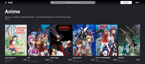 Best Anime Streaming Service
