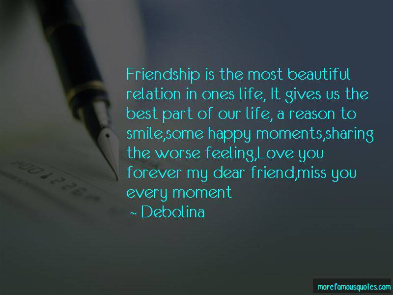 Miss You My Dear Friend Quotes Top 4 Quotes About Miss You My Dear