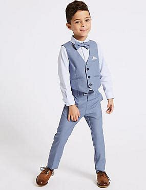 Boys Suits   Page Boy & Wedding Suits for Boys   M&S