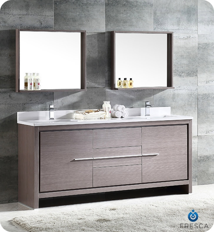 Cheap Bathroom Vanities With Double Sink Modern Home Interior Ideas