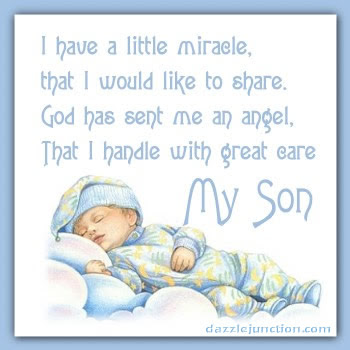 Quotes About Newborn Son 11 Quotes