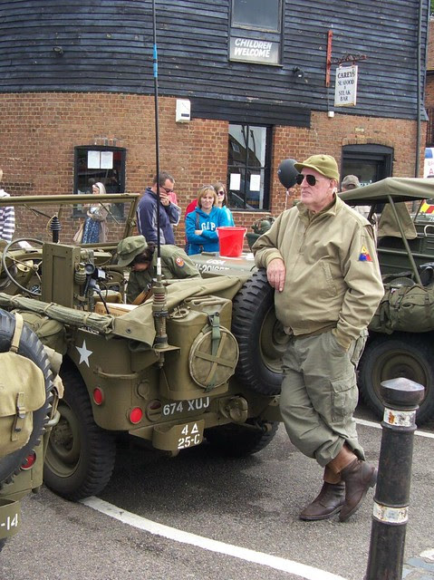 P1080686 WW2 military vehicles