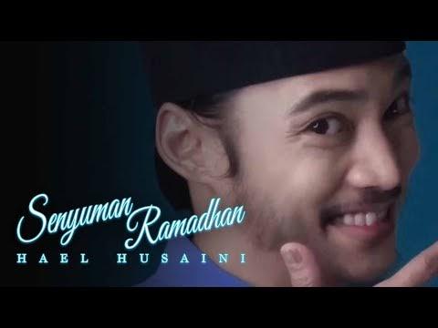 LIRIK LAGU HAEL HUSAINI | SENYUMAN RAMADHAN [Official Music Video]
