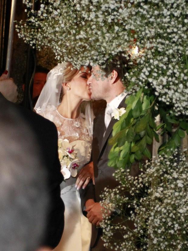 Marcelo Serrado se casa (Foto: Felipe Panfili/ Ag. News)
