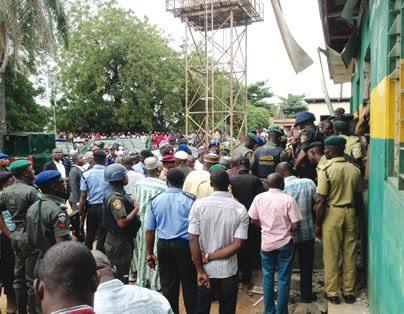Nigerian Prisons Service, plateau