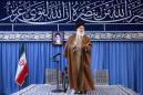 Iran's Khamenei says the world opposes Trump's decisions: TV