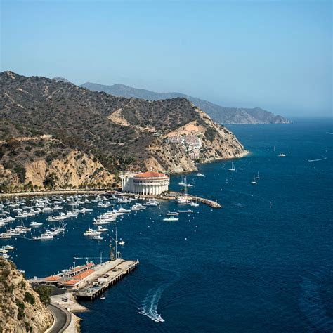 Explore Catalina, California   Coastal Living
