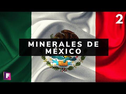 Minerales y Gemas de México (Segunda parte)