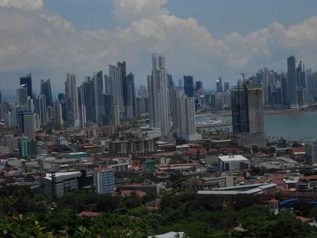 Panama City, one of the fastest growing metropolises in Latin America. Credit: Emilo Godoy/IPS