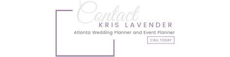 Kris Lavender   Wedding, Event Planner Atlanta, Marietta, GA