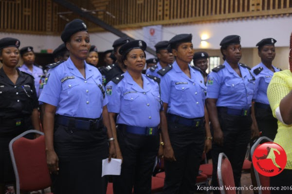 Senate Moves To Stop Discrimination Against Female Police Officers