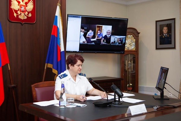 Представитель генпрокуратуры в ДФО провела приём граждан в Бурятии